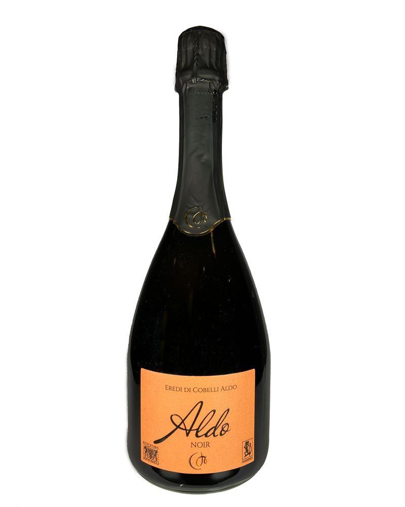 Aldo Noir vino spumante di qualità Eredi di Cobelli Aldo