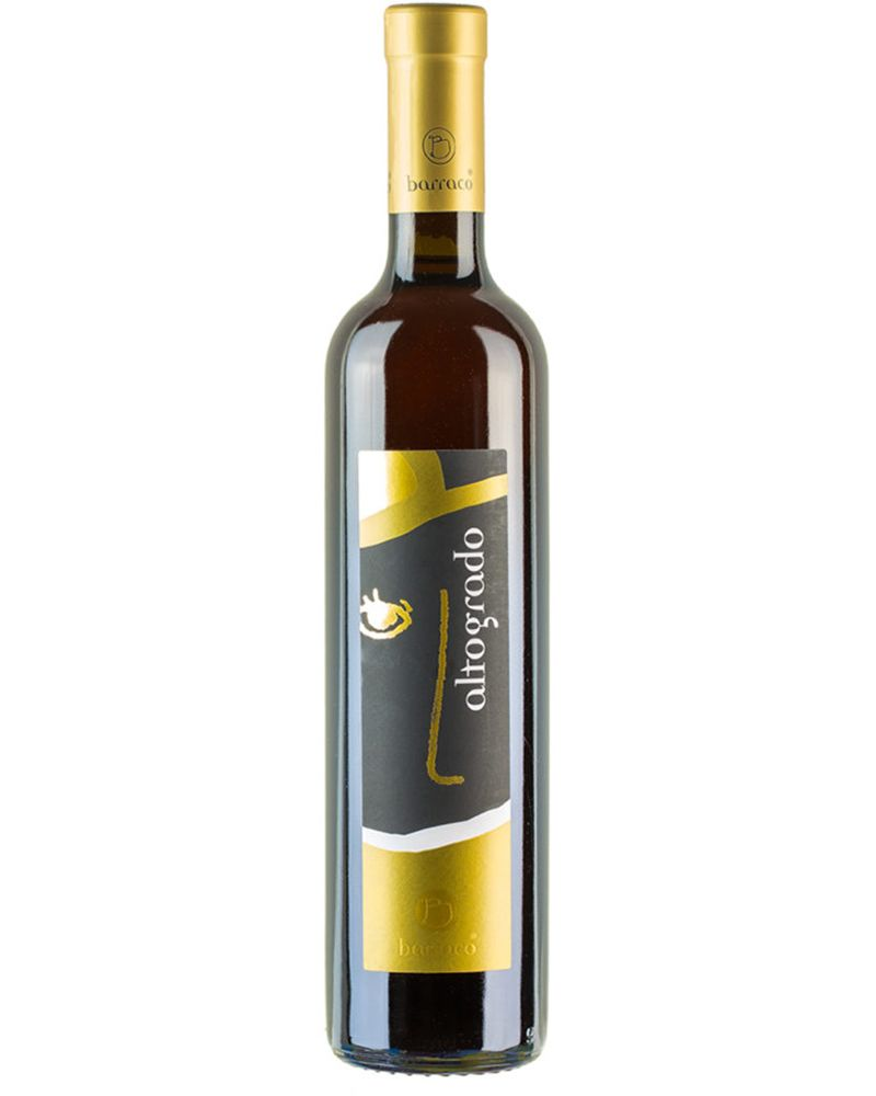 Altogrado vino bianco Barraco 2009