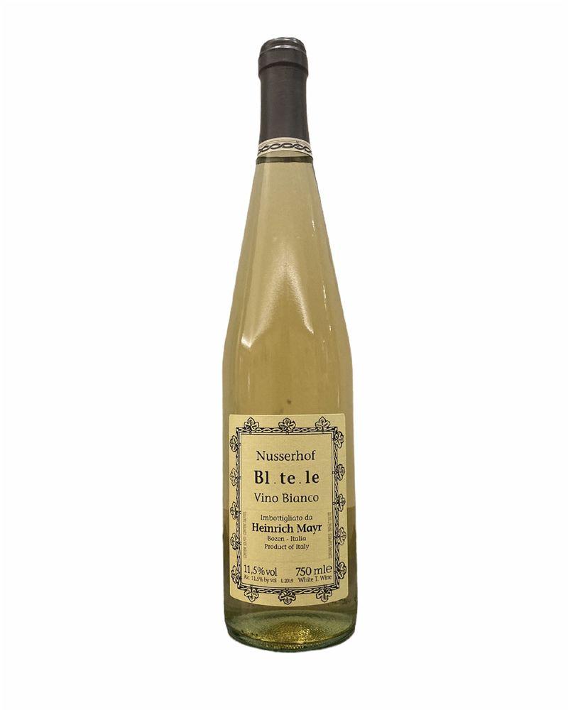 Bl.te.le Vino Bianco Weingut Nusserhof 2019