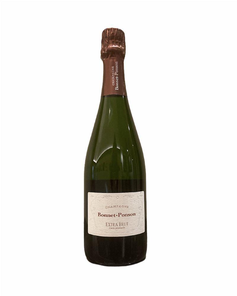Champagne Bonnet-Ponson Extra Brut Cuvée Perpétuelle