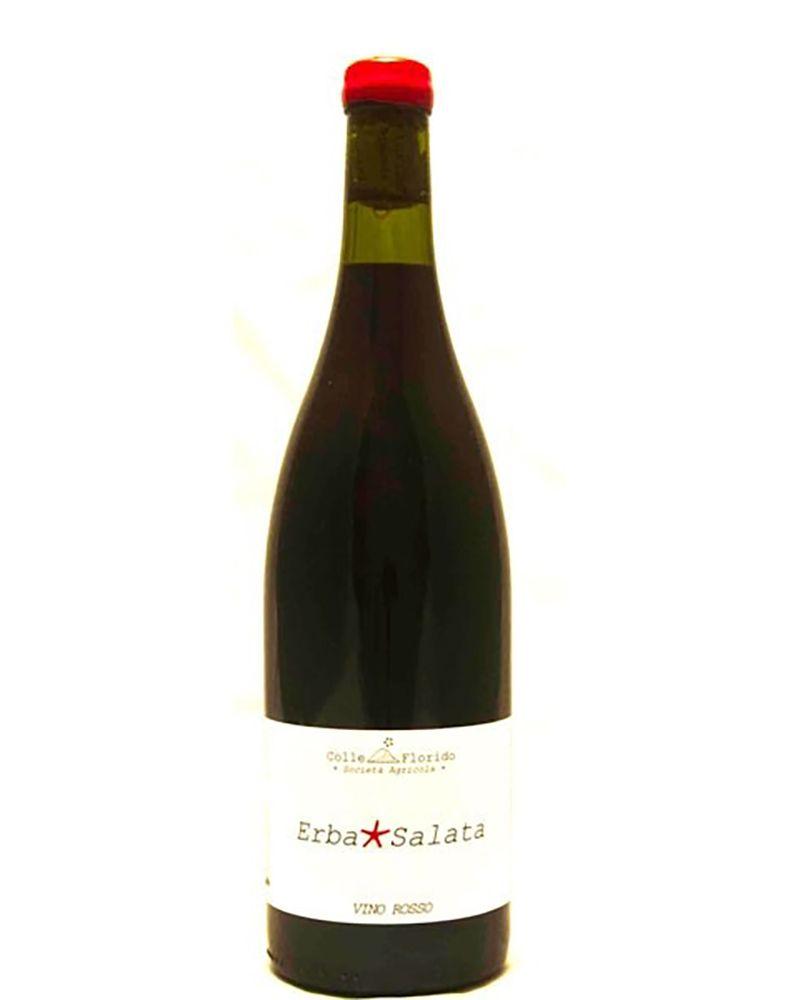 Erba Salata vino rosso Colle Florido  2019