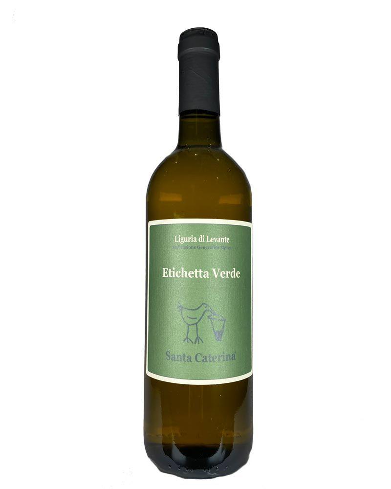 Etichetta Verde Liguria di Levante IGT Santa Caterina 2018