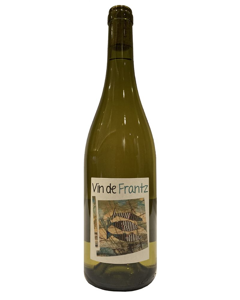 Vin de Frantz Chenin Vin de France Domaine Frantz Saumon 2019