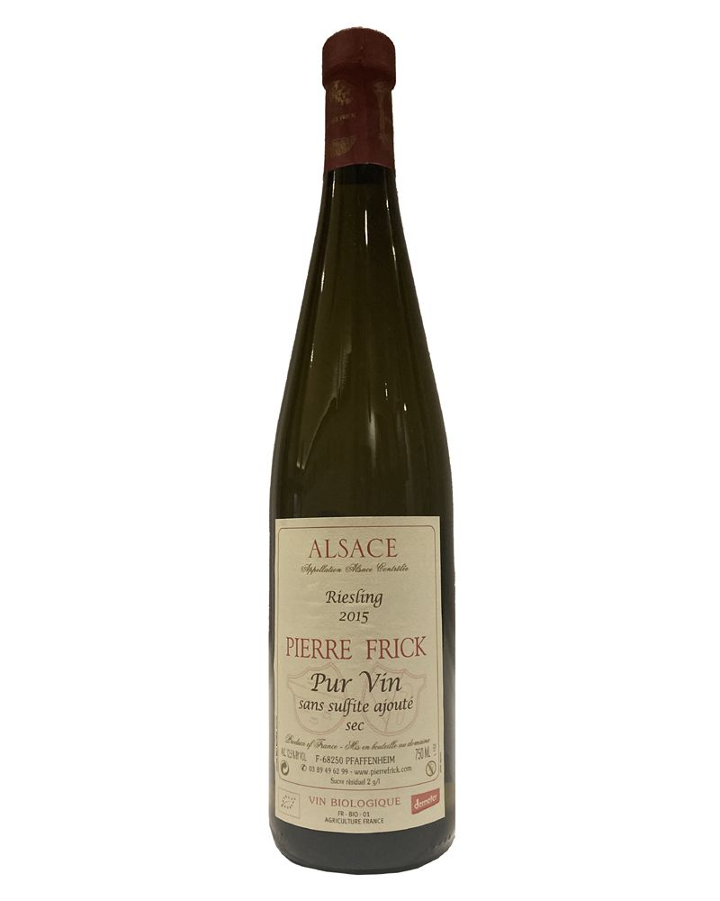 Riesling Alsace Pierre Frick 2015