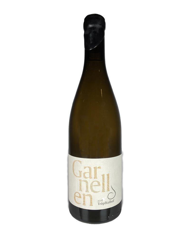 Garnellen Sauvignon vino bianco Tropfltalhof 2016