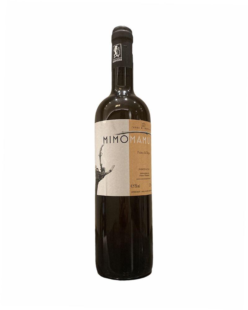 mimomamu vino bianco terre di macerato