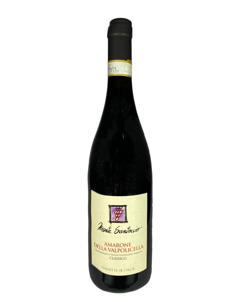 Amarone classico della Valpolicella DOCG Monte Santoccio 2016