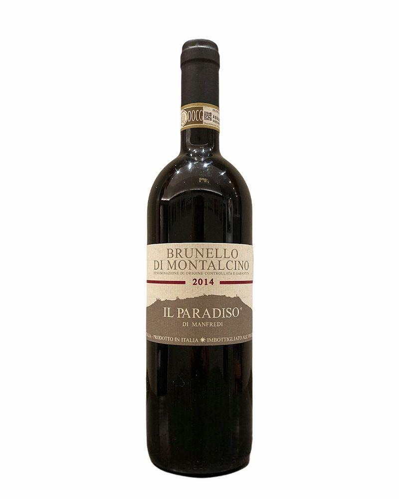 Brunello di Montalcino docg Il Paradiso di Manfredi docg 2014