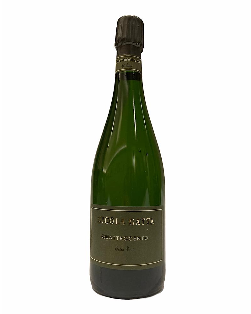 Quattrocento extra brut Vino Spumante Nicola Gatta