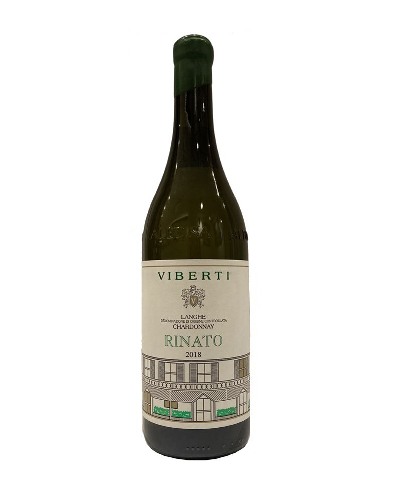 Rinato Langhe doc Chardonnay Giovanni Viberti 2019
