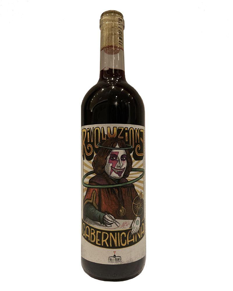 Rivoluzione Cabernicana Vino Rosso Fra i Monti