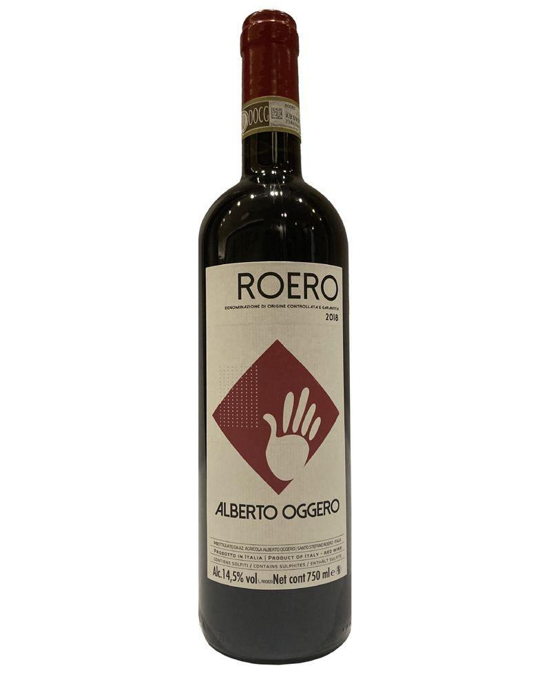 Roero docg Rosso Alberto Oggero 2018