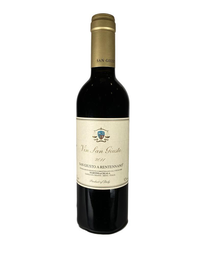 vin san giusto toscana igt bianco passito san giusto a rentennano 2013