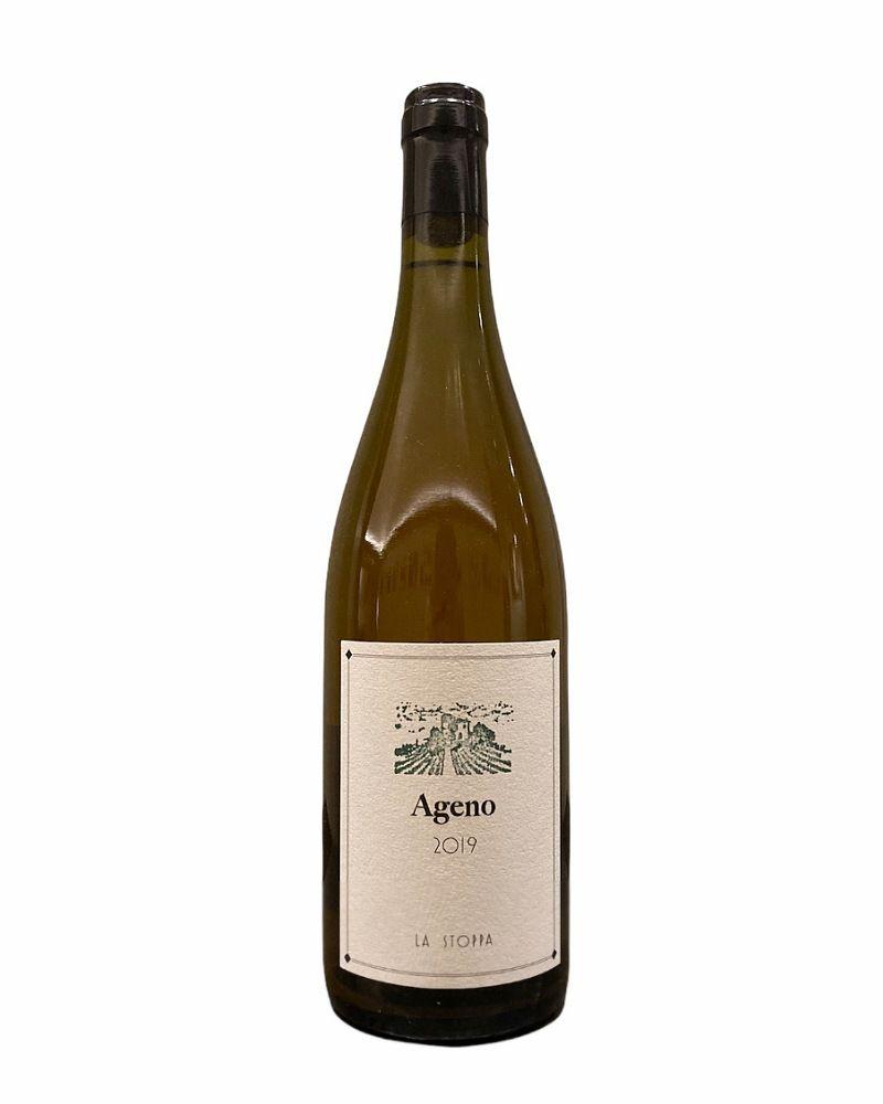 Ageno Vino Bianco La Stoppa 2019