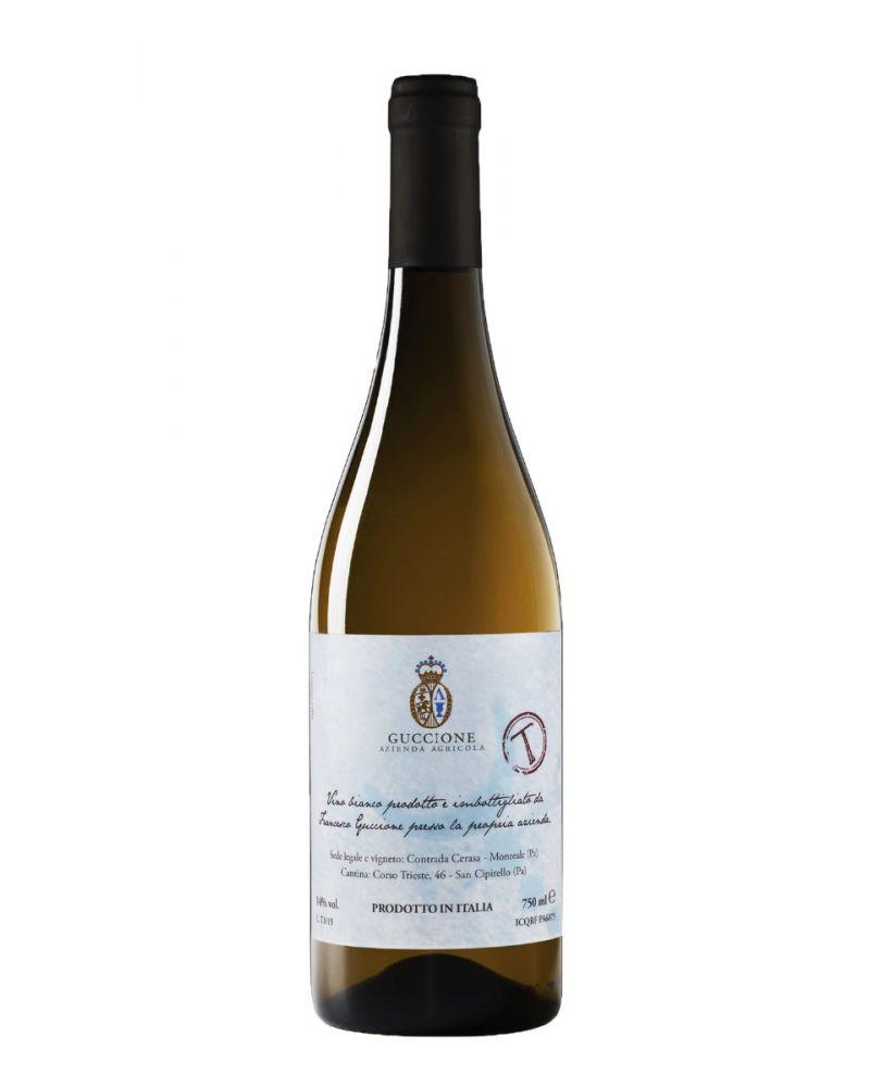T Vino bianco biologico Guccione 2017